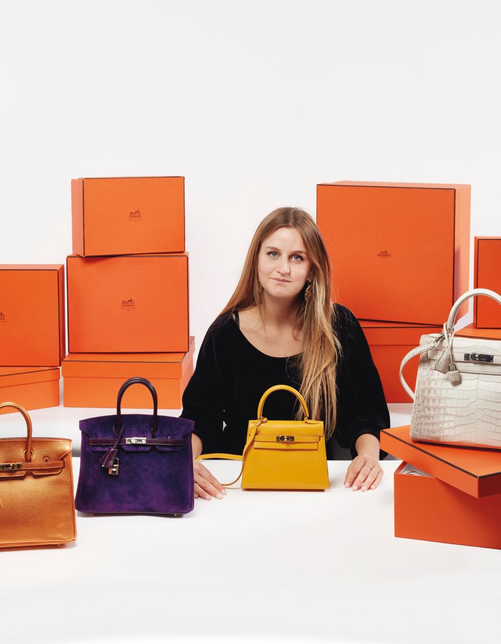 Lucile Andreani, Handbags & Accessories Associate Apecialist at Christie's