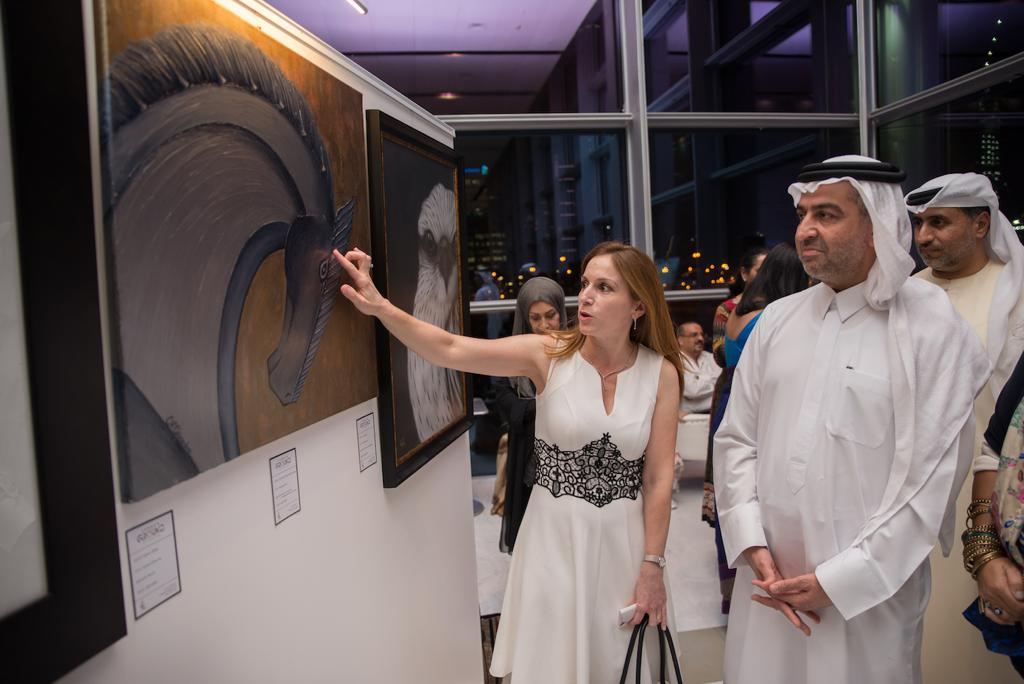 Common Ground Art Exhibition showcases 100 artists at Central Park Towers