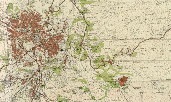 'PRE-1948: ONE MAP, MULTIPLE MEDIUMS'